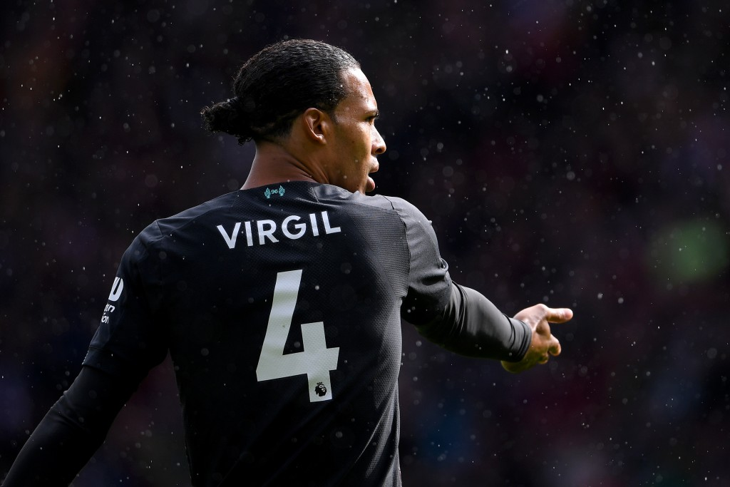 Virgil van Dijk needs a partner in the Liverpool defence that can match him and give him freedom at the same time. (Picture Courtesy - AFP/Getty Images)