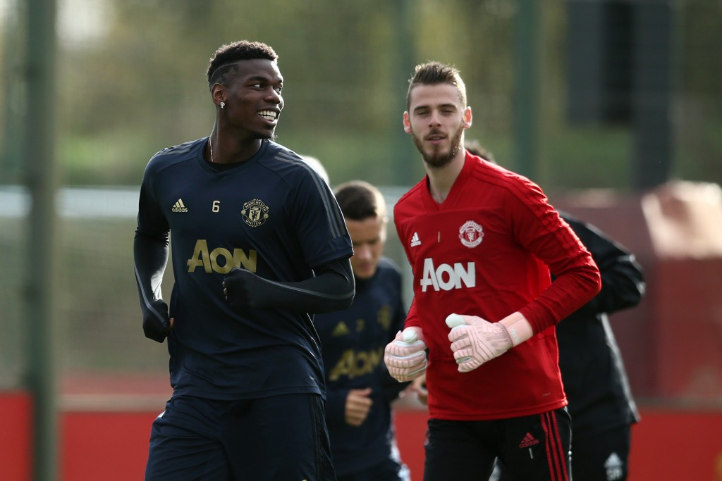 No Pogba and De Gea for Manchester United (Photo by Jan Kruger/Getty Images)