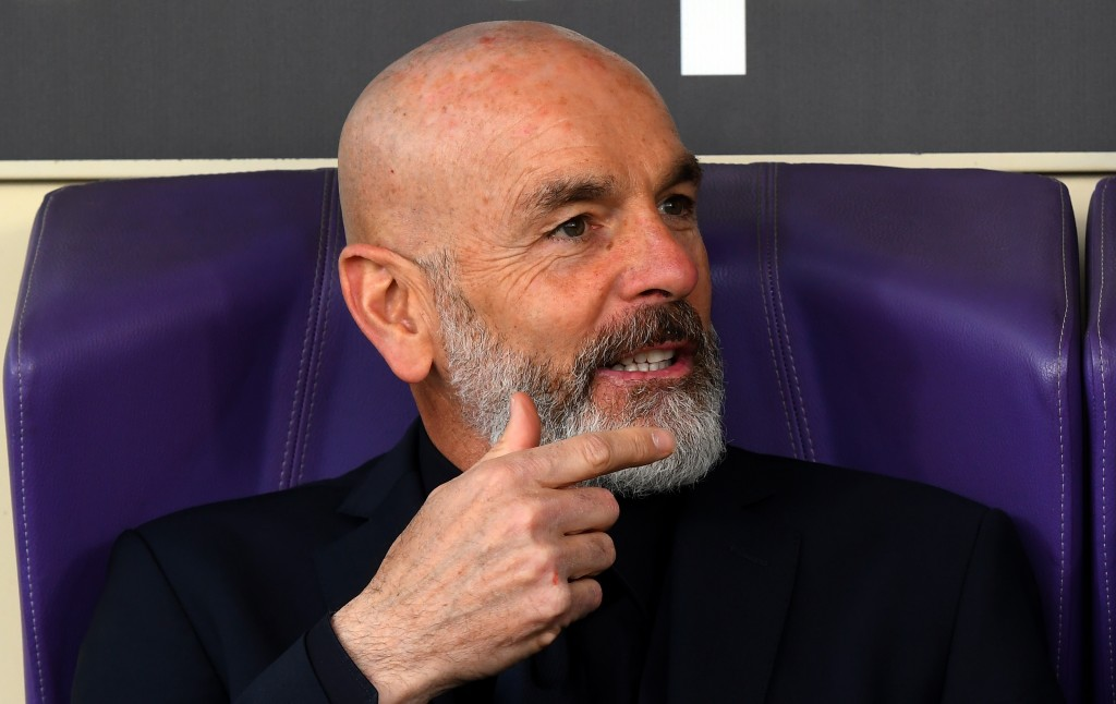 Stefano Pioli is now in-charge of AC Milan. (Photo by Alessandro Sabattini/Getty Images)