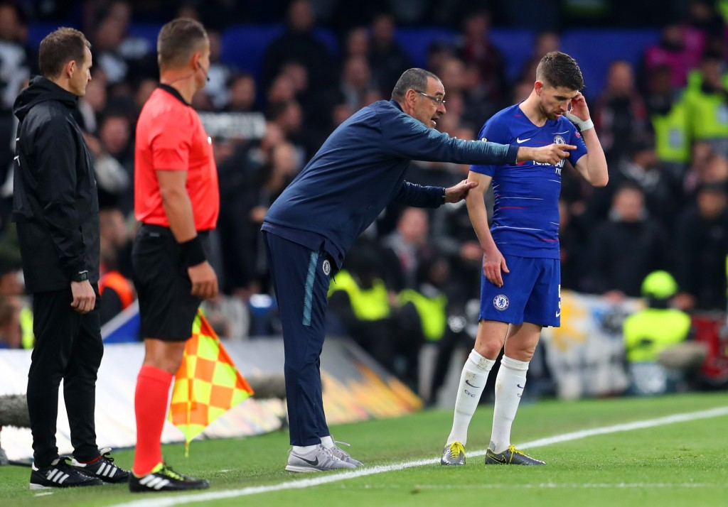 """Sarri's Son"" did not have the best of times last season. (Photo by Catherine Ivill/Getty Images)"