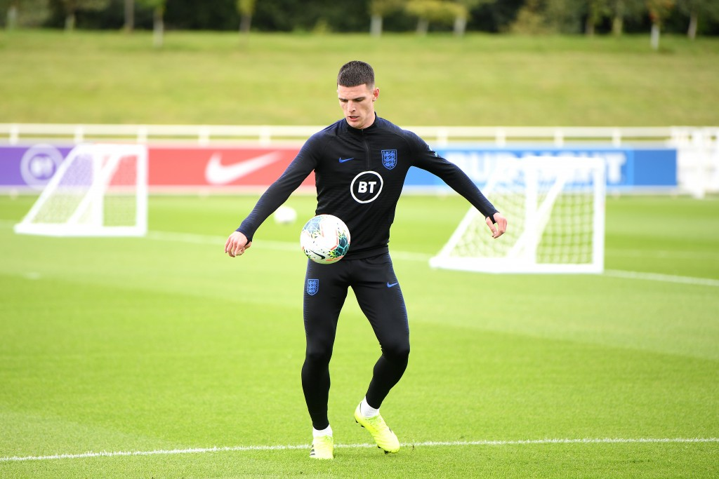 On his way back to Chelsea? (Photo by Michael Regan/Getty Images)