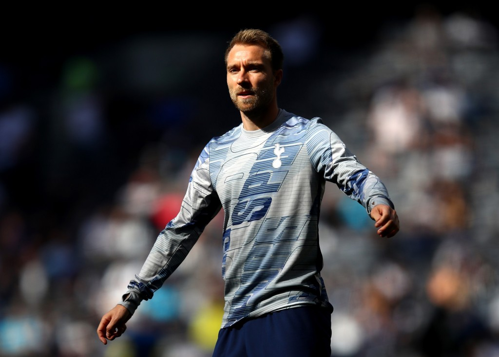 The race to sign Eriksen is heating up. (Photo by Julian Finney/Getty Images)
