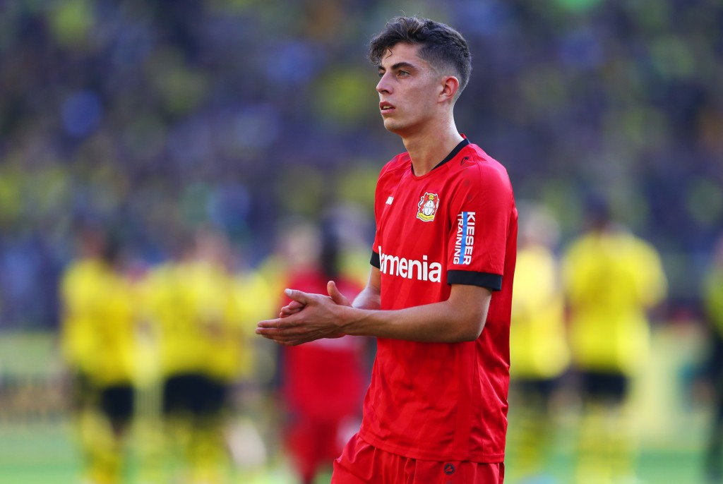 Could Chelsea make a move for Havertz instead? (Photo by Lars Baron/Bongarts/Getty Images)