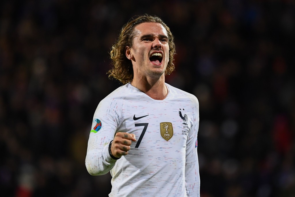 Griezmann on Manchester City's radar (Photo by JONATHAN NACKSTRAND/AFP via Getty Images)