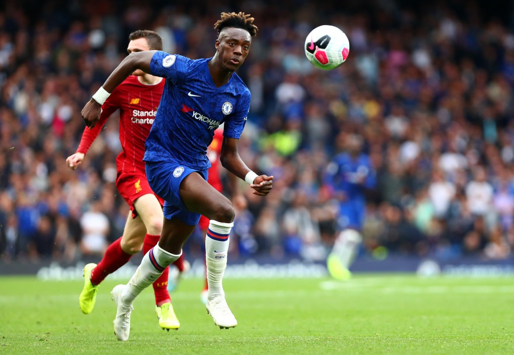 Chelsea's Tammy Abraham undecided over England future