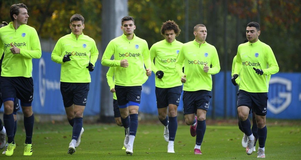 Can Genk pull of an upset win against Liverpool? (Photo by YORICK JANSENS/BELGA/AFP via Getty Images)