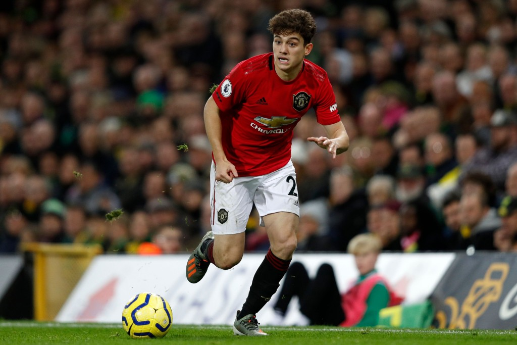 Set to leave Manchester United? (Photo by Adrian Dennis/AFP via Getty Images)