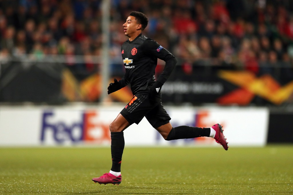 Lingard is back for Manchester United (Photo by Naomi Baker/Getty Images)