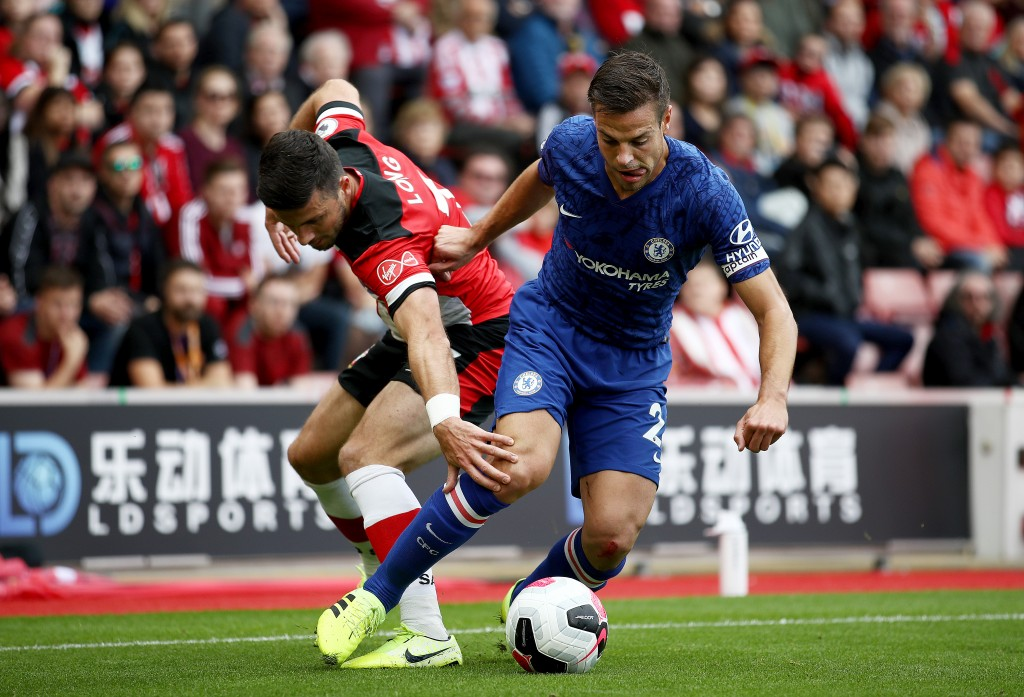 Azpilicueta continued his resurgence. (Photo by Bryn Lennon/Getty Images)