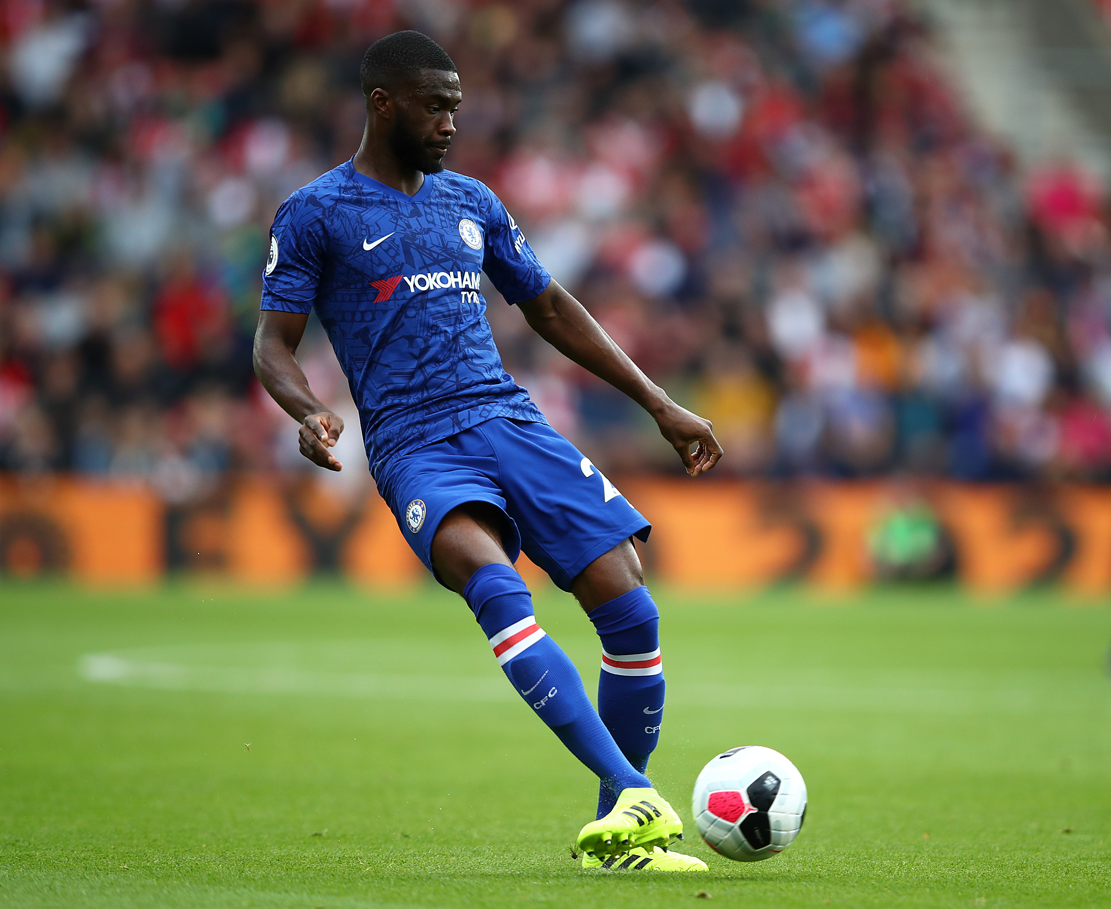 Fikayo Tomori on his way to AC Milan (Photo by Julian Finney/Getty Images)