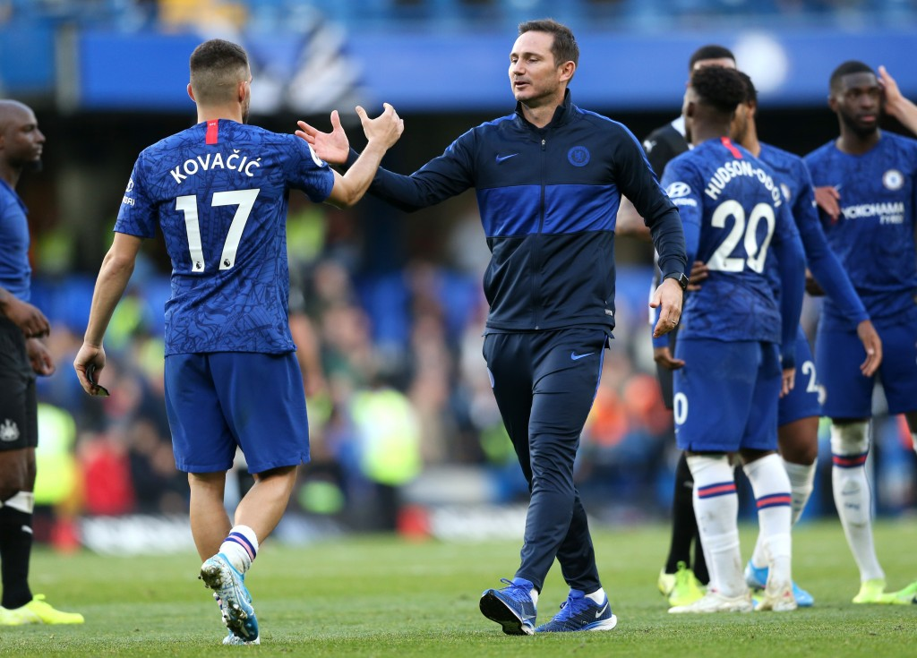 Can Lampard's boys beat Guardiola's men? (Picture Courtesy - AFP/Getty Images)