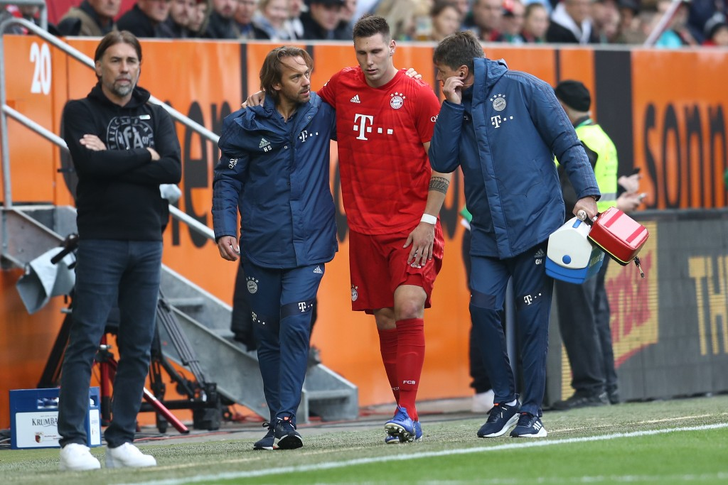 Bayern won't let Muller leave in January, says sporting director Salihamidzic