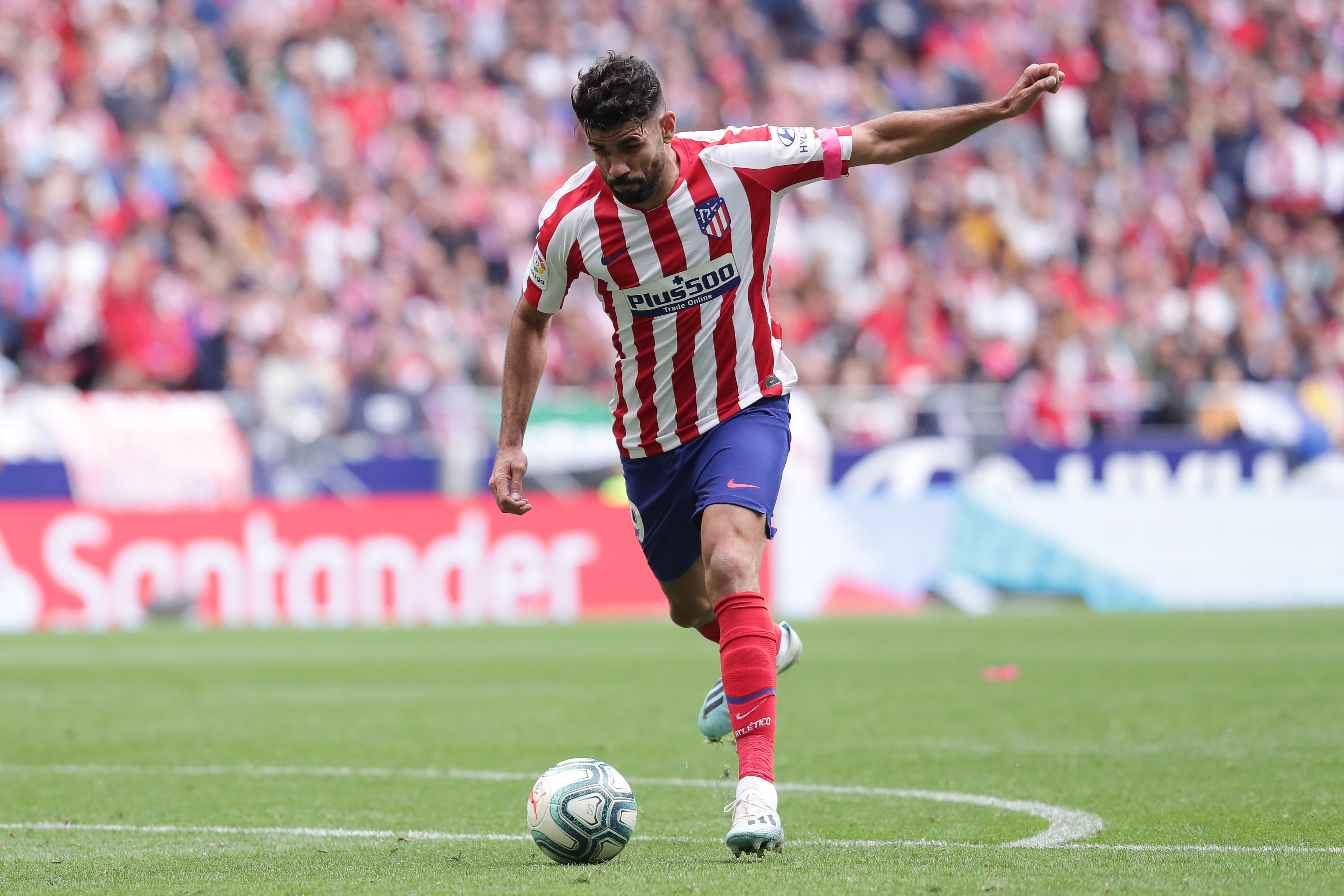 Time for Diego Costa to step up (Photo by Gonzalo Arroyo Moreno/Getty Images)