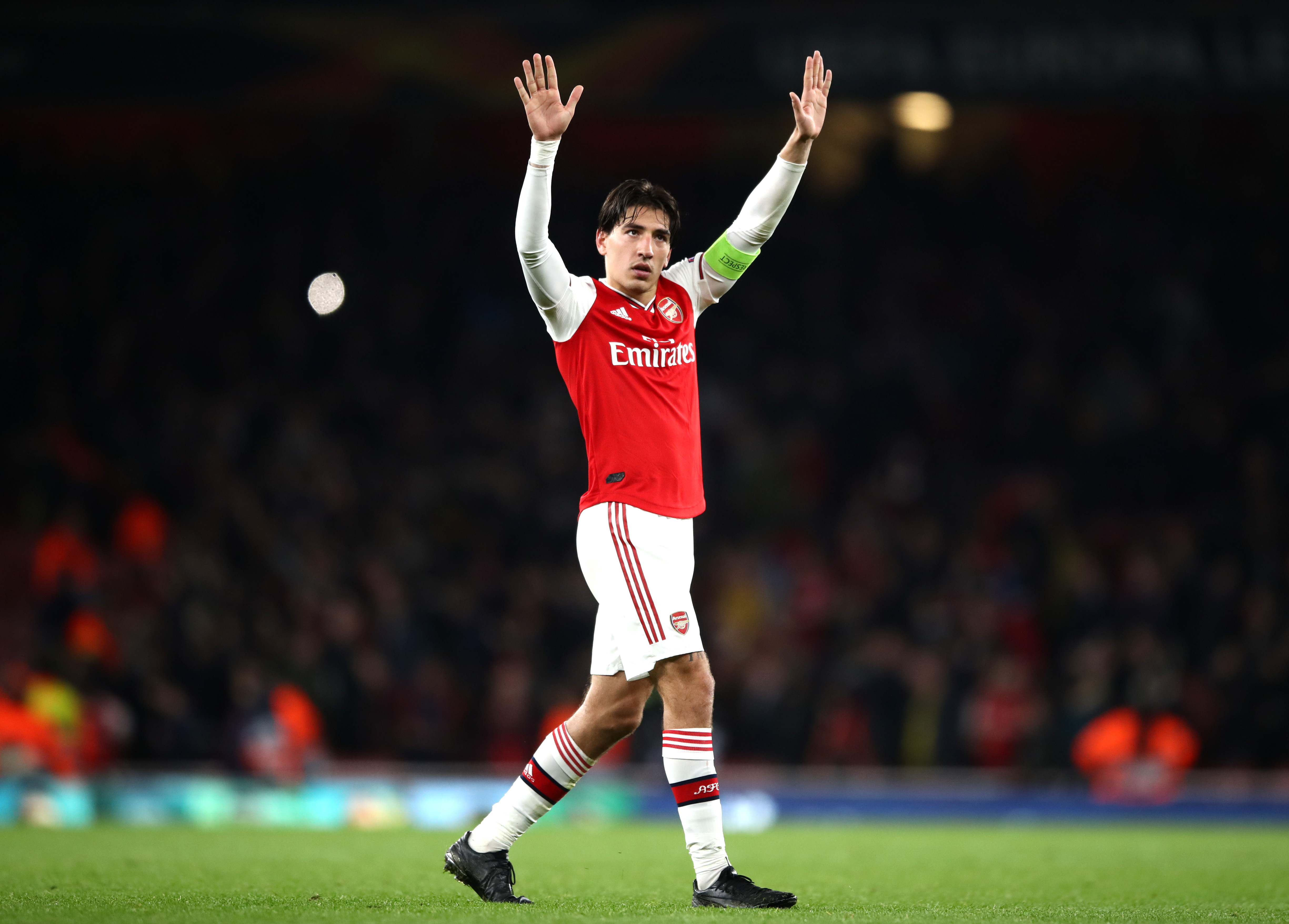 Set to bid goodbye to Arsenal? (Photo by Bryn Lennon/Getty Images)