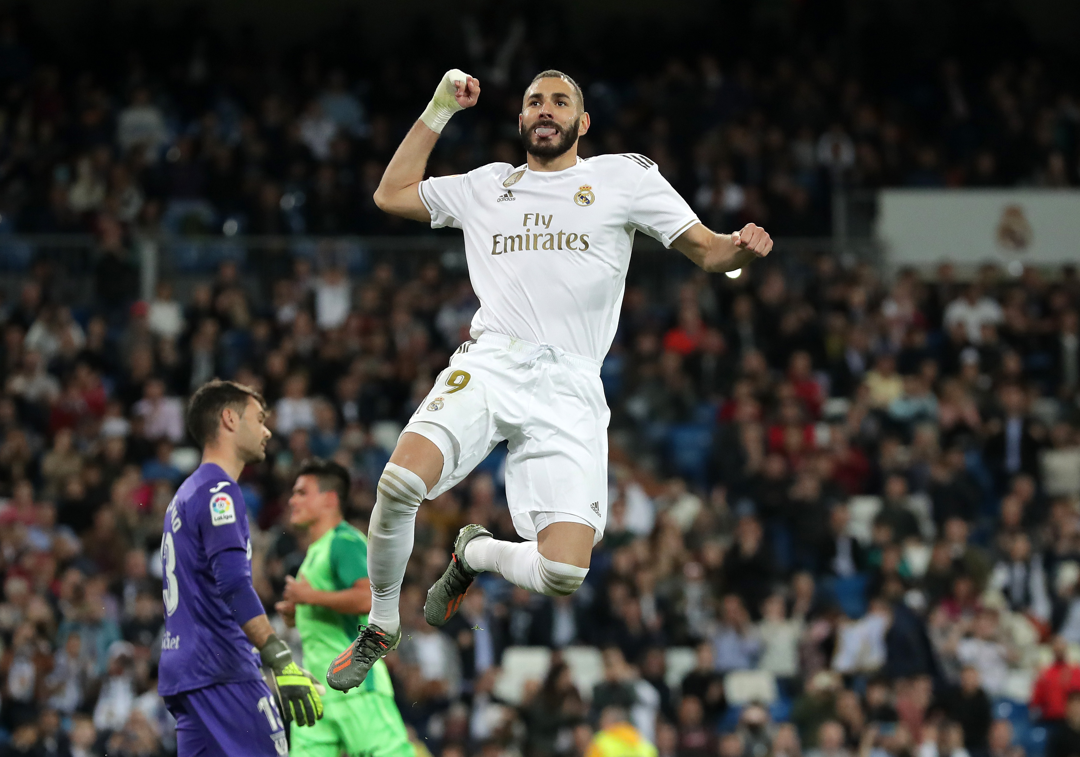 Karim Benzema for Ballon d'Or? (Photo by Gonzalo Arroyo Moreno/Getty Images)