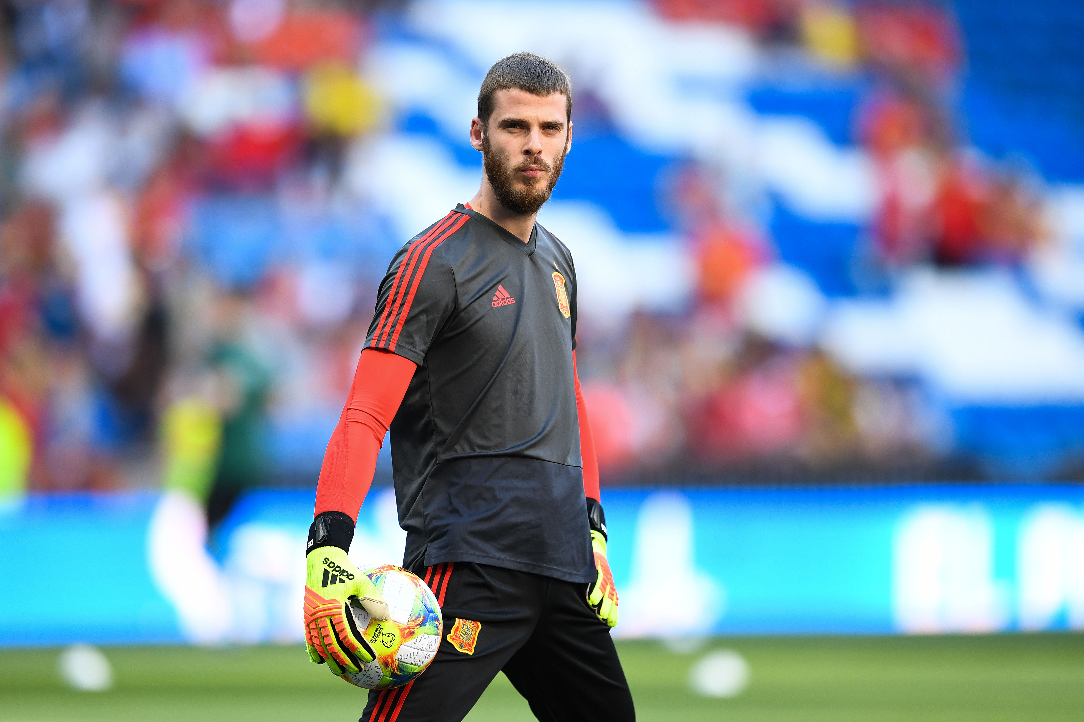 De Gea has come into the first team fore again. (Photo by David Ramos/Getty Images)