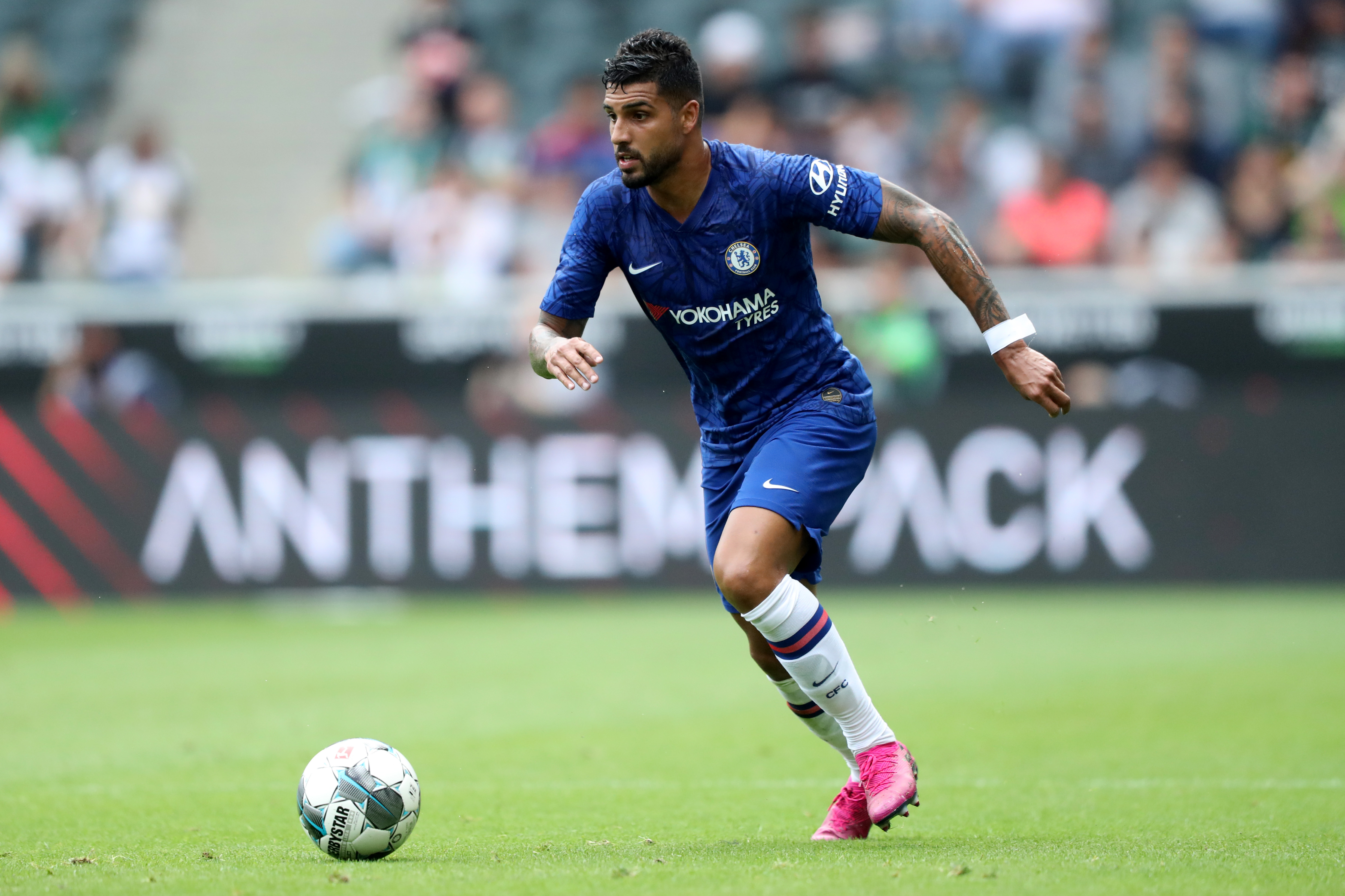 Emerson is wanted by Juventus (Photo by Christof Koepsel/Bongarts/Getty Images)