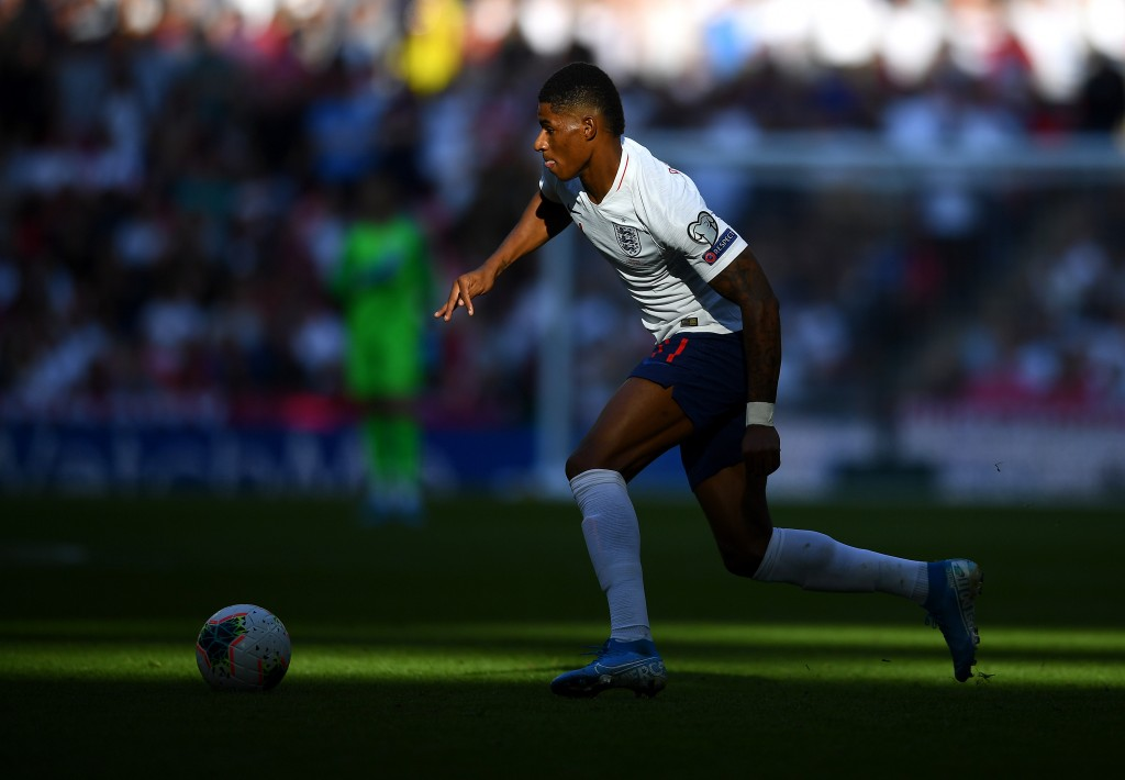 Will Rashford impress Southgate? (Photo by Clive Mason/Getty Images)