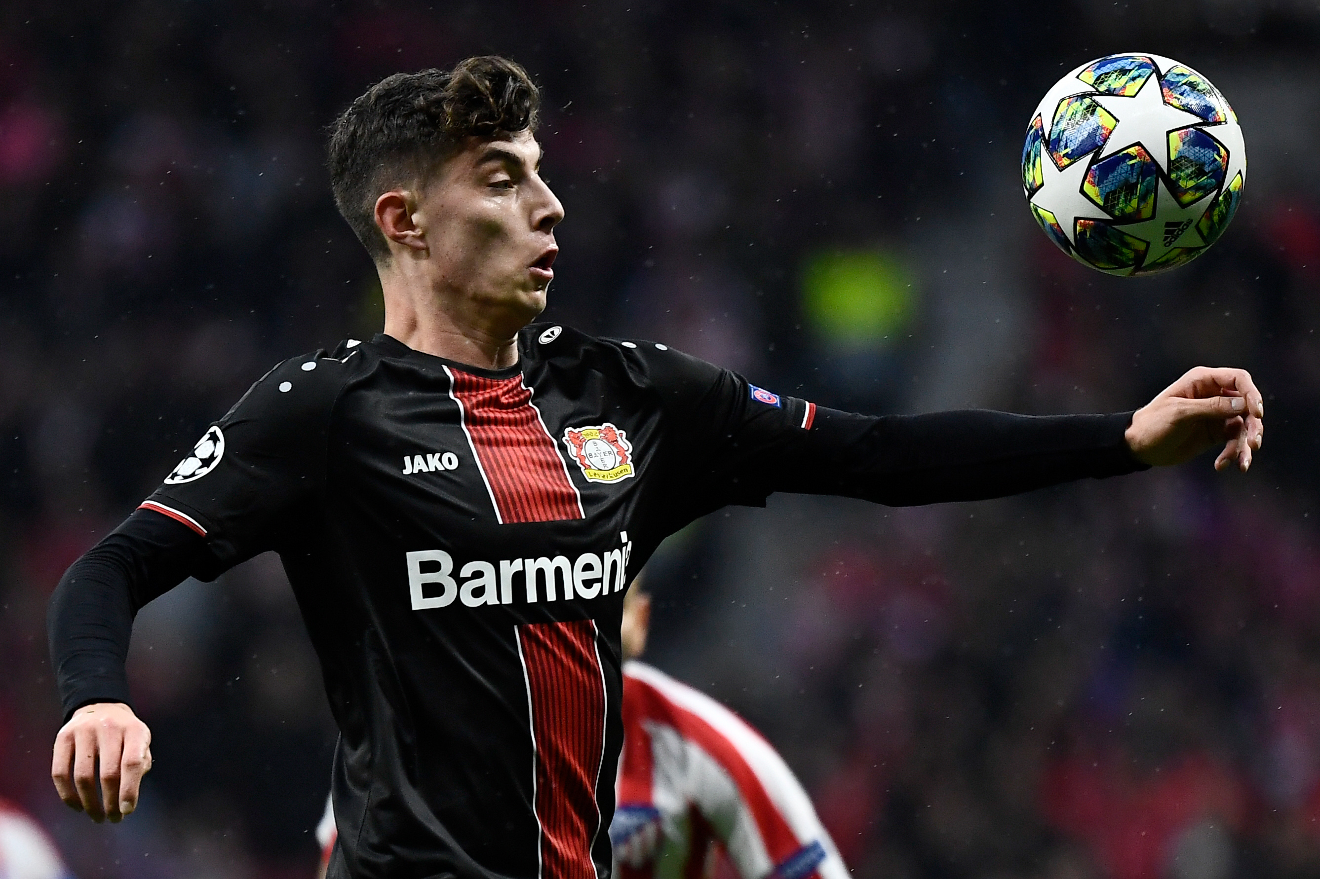 Havertz opens door to Manchester United transfer (Photo by OSCAR DEL POZO/AFP via Getty Images)