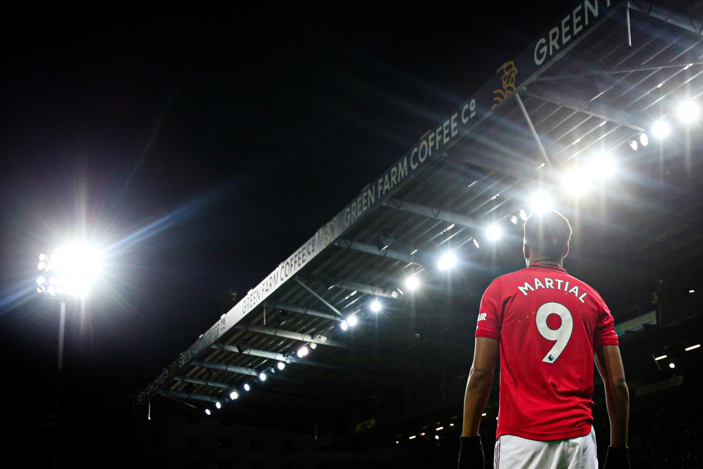 Manchester United will not part ways with misfiring striker Anthony Martial this summer.
