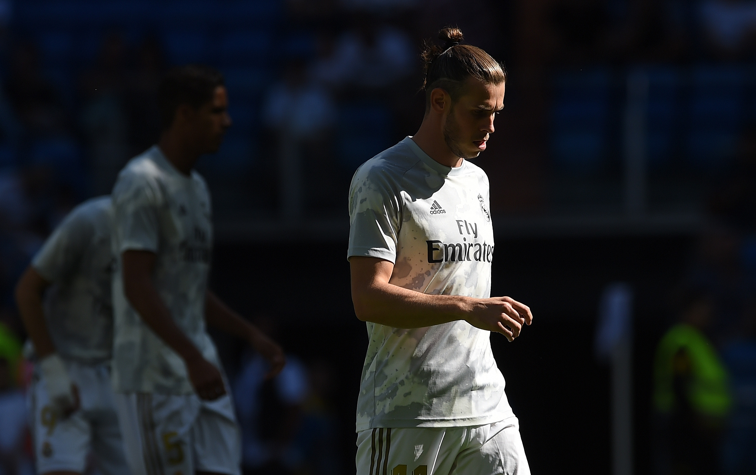 Bale headed to Manchester United? (Photo by Denis Doyle/Getty Images)