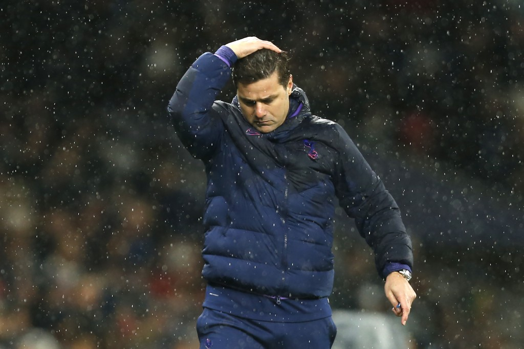 Pochettino was dismissed from his post as the Tottenham manager this week. (Photo by Ian Kington/AFP via Getty Images)