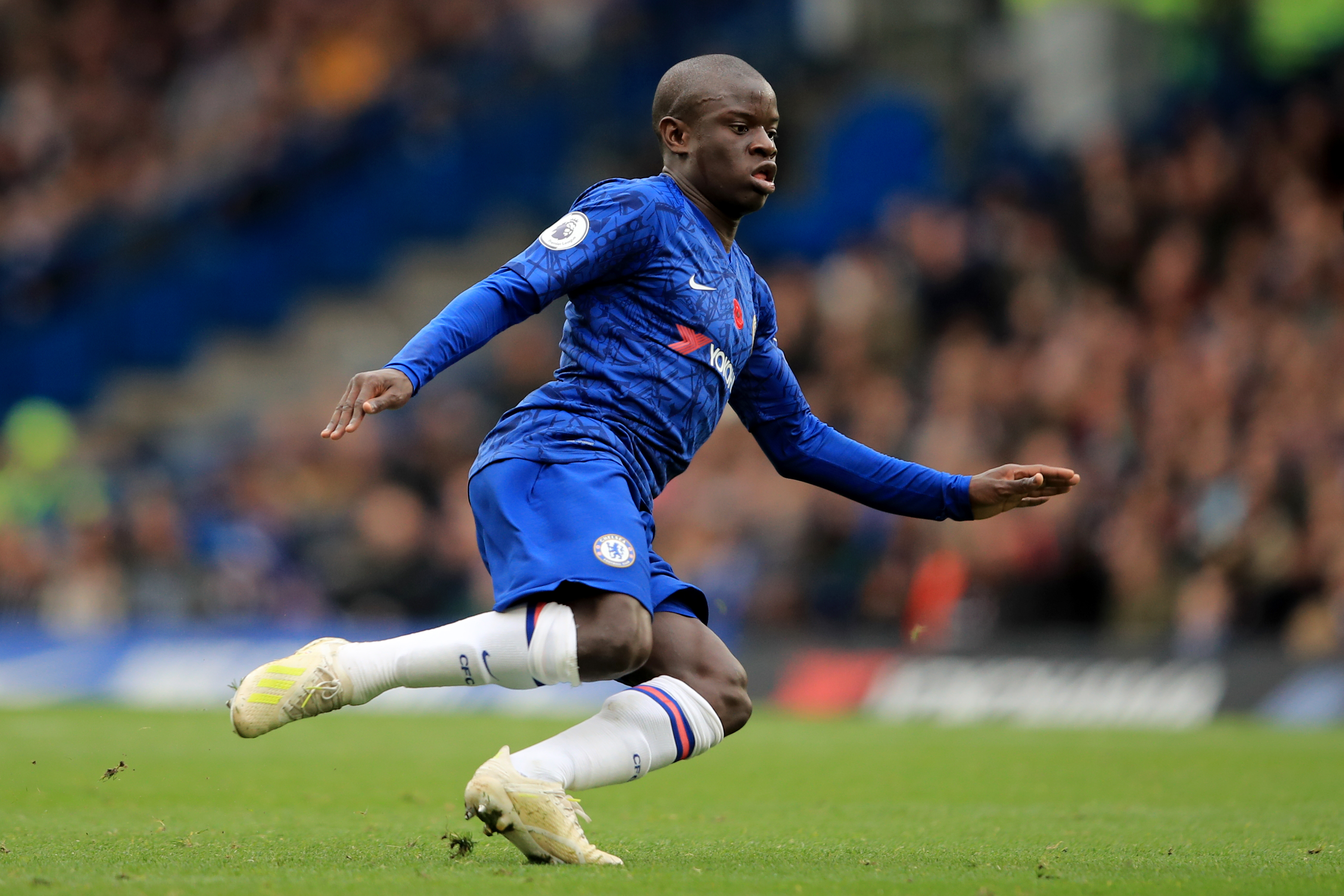 Kante a doubt for the game (Photo by Marc Atkins/Getty Images)