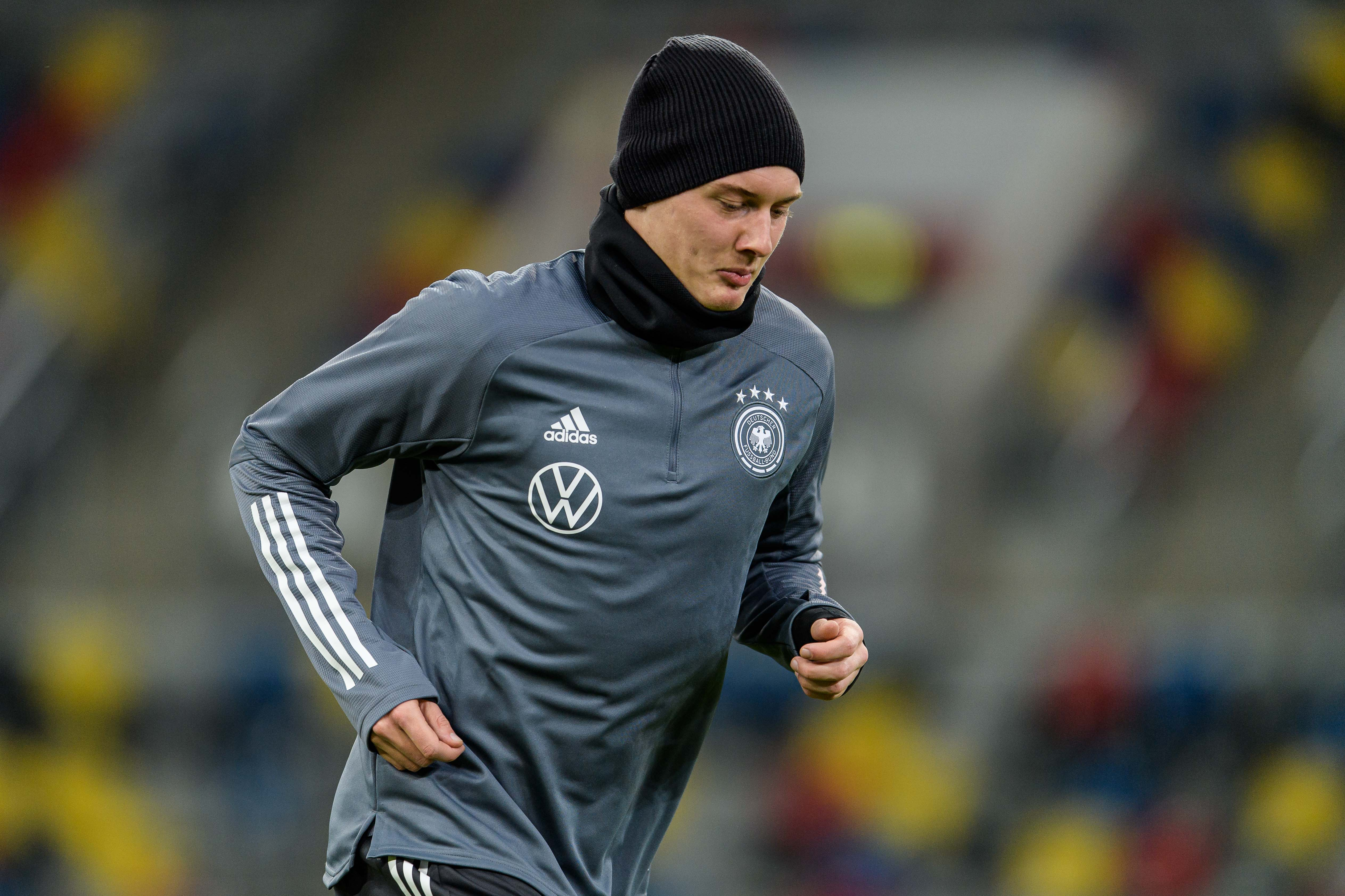 Julian Brandt will have to step up for Germany. (Photo by Jörg Schüler/Bongarts/Getty Images)