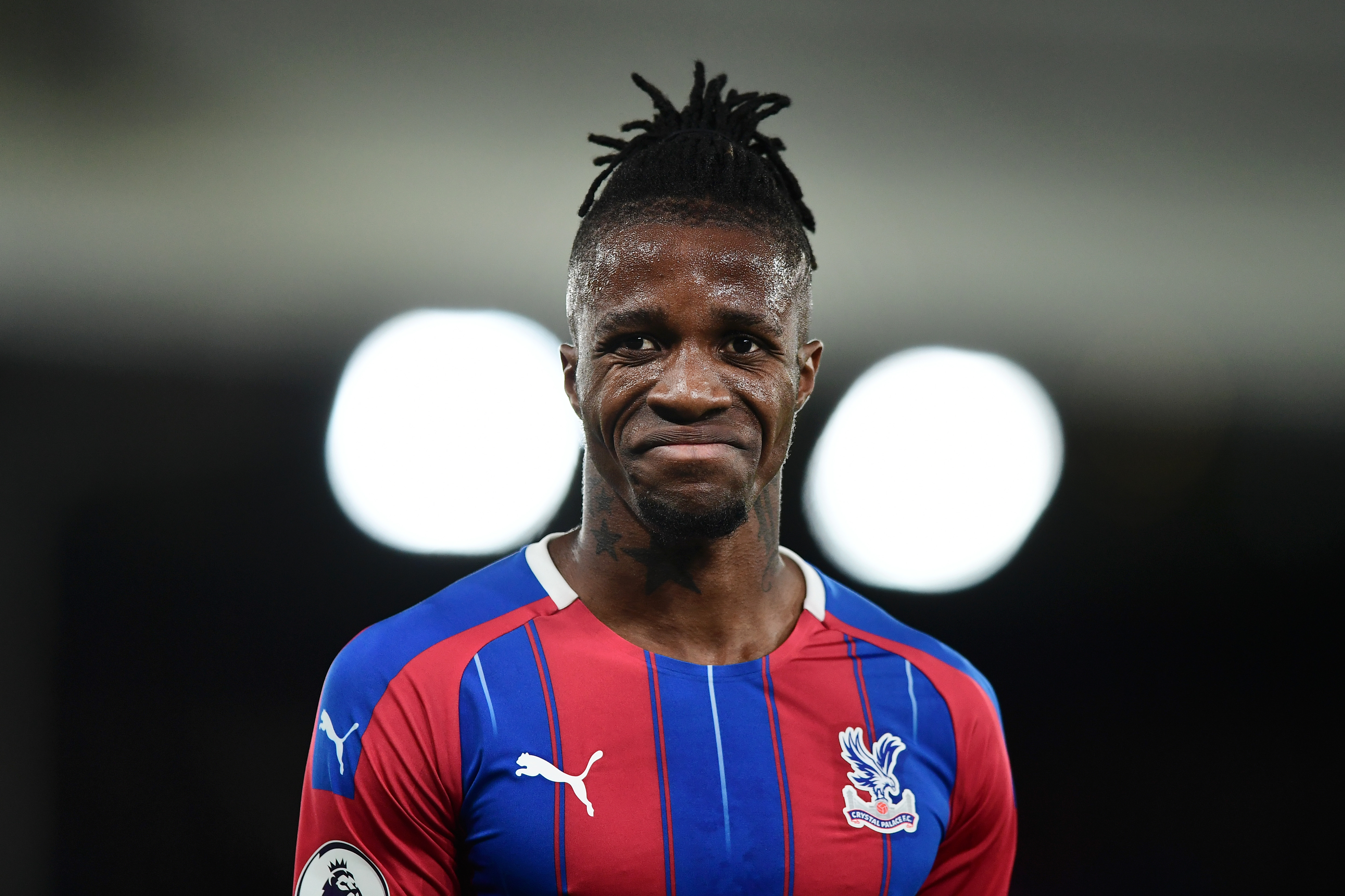 Crystal Palace's main man (Photo by Alex Broadway/Getty Images)