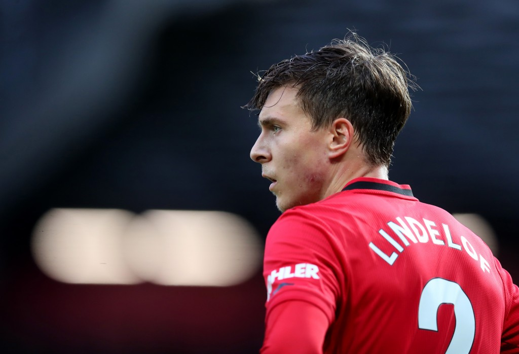 Victor Lindelof has been ruled out for Manchester United (Photo by Catherine Ivill/Getty Images)