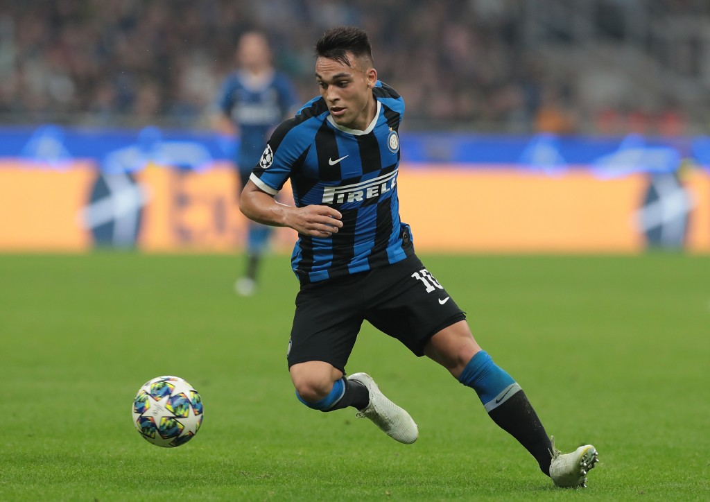 Which way will Lautaro go? (Picture Courtesy - AFP/Getty Images)