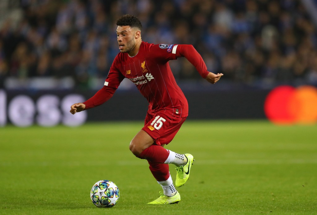 A big game for the Ox. (Photo by Catherine Ivill/Getty Images)