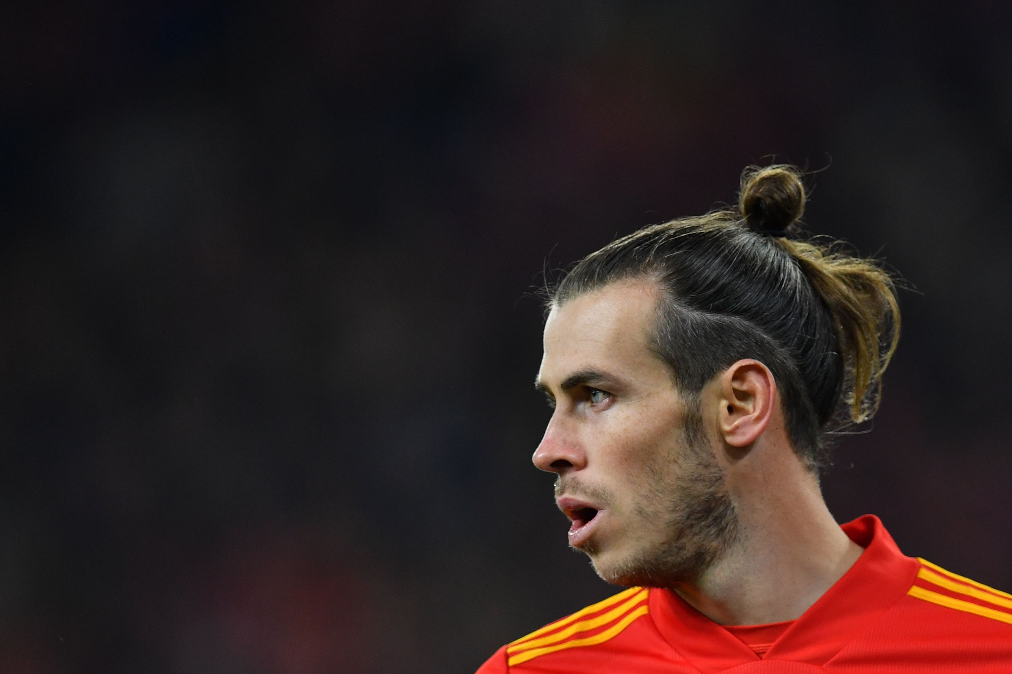 Will Bale make a mark on the big stage once again? (Photo by Paul Ellis/AFP via Getty Images)
