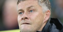 NORWICH, ENGLAND - OCTOBER 27: Ole Gunnar Solskjaer, Manager of Manchester United during the Premier League match between Norwich City and Manchester United at Carrow Road on October 27, 2019 in Norwich, United Kingdom. (Photo by Stephen Pond/Getty Images)