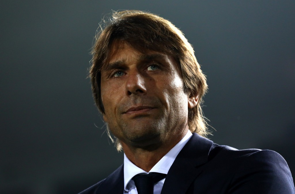 Antonio Conte has a full strength squad at his disposal. (Photo by Marco Luzzani/Getty Images)