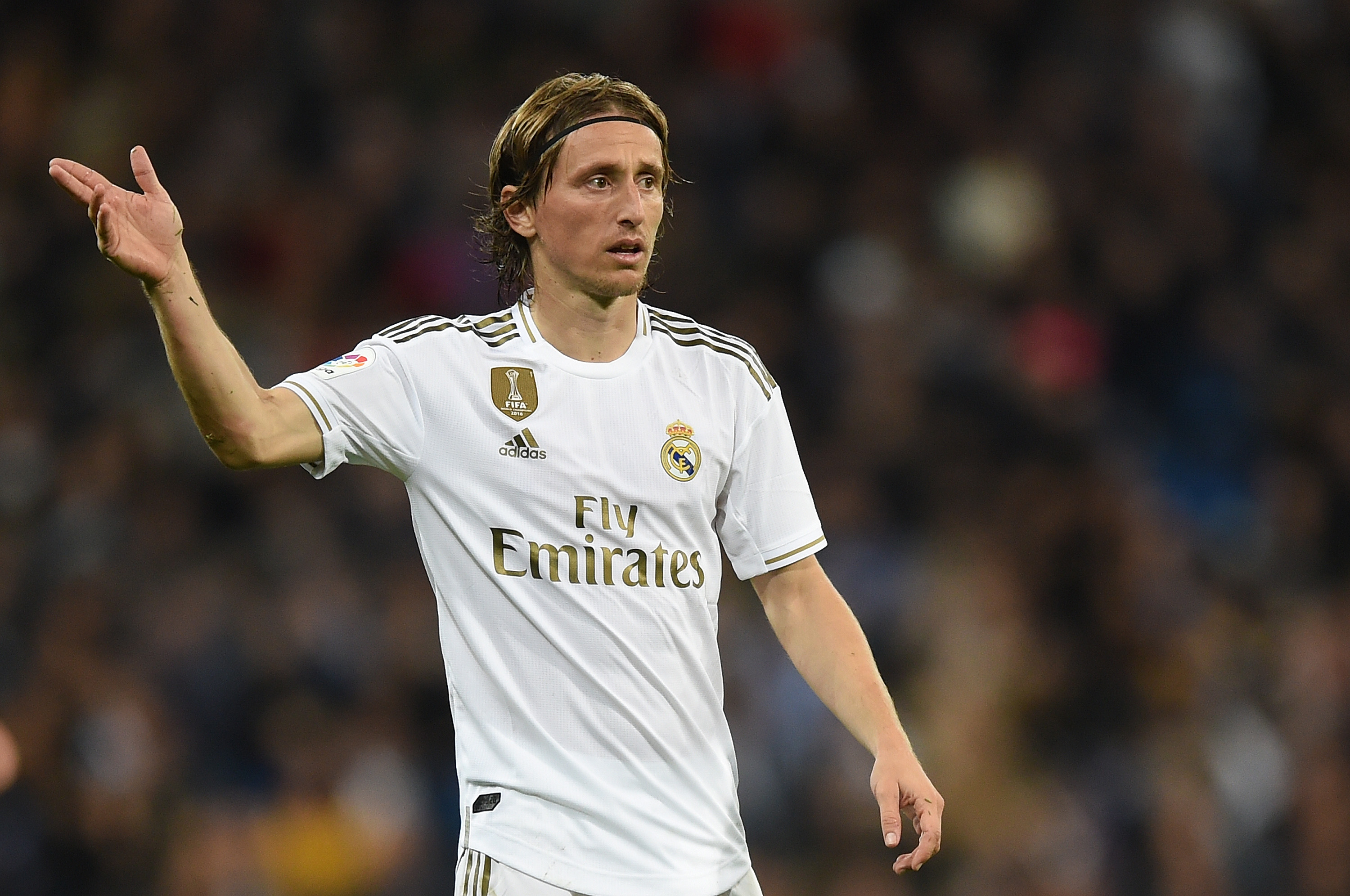 Luka Modric will not be involved against Granada (Photo by Denis Doyle/Getty Images)
