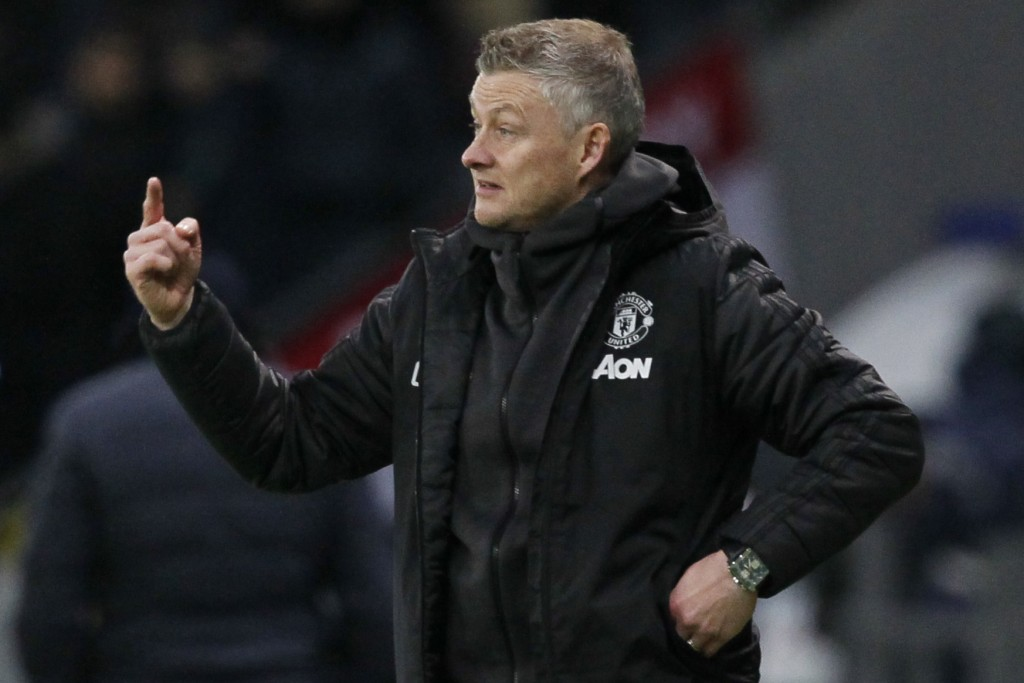 Ole Gunnar Solskjaer has given youngsters plenty of chances at Manchester United (Photo by STRINGER/AFP via Getty Images)
