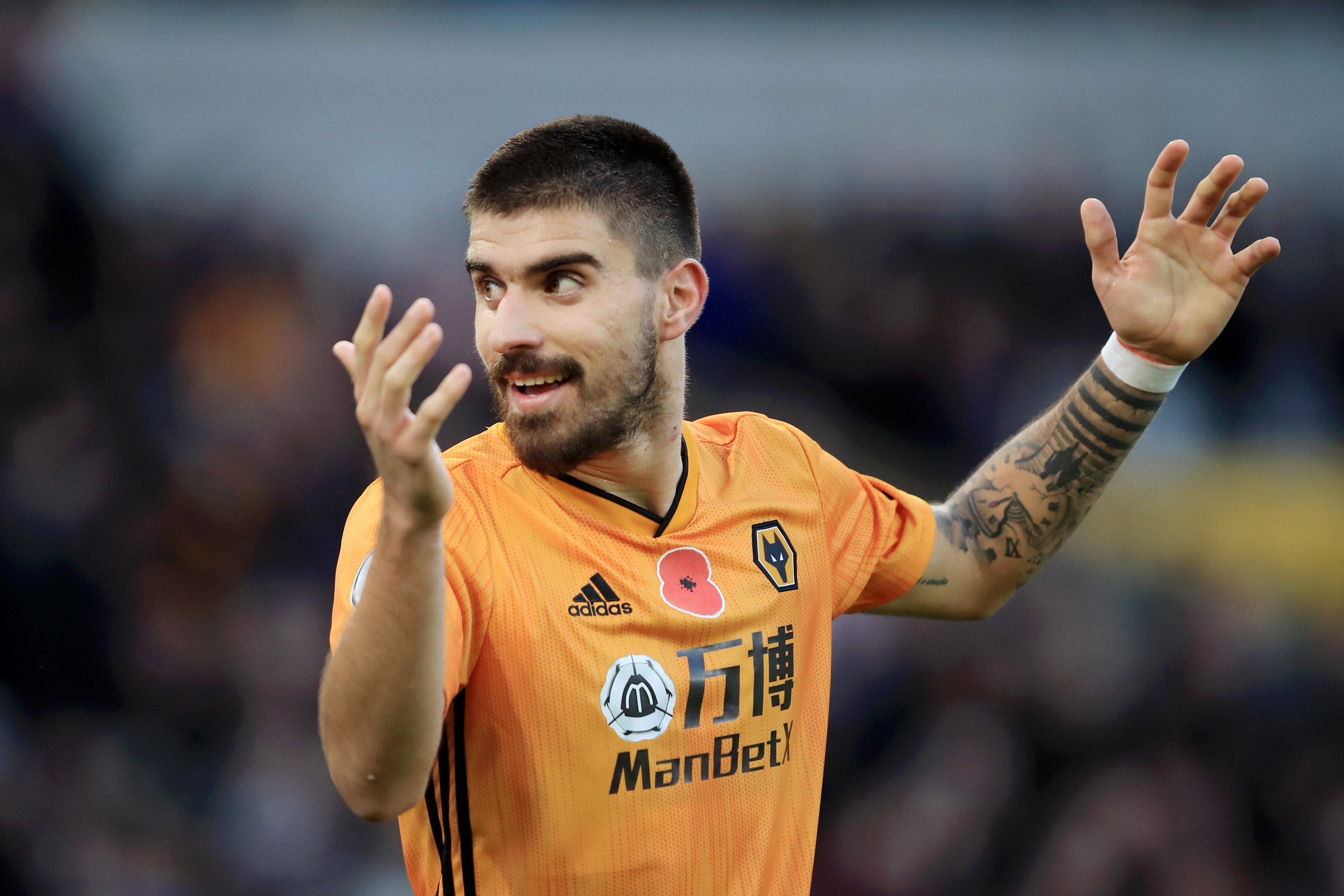 Neves would be a great signing for Manchester United according to Shaka Hislop (Photo by Marc Atkins/Getty Images)