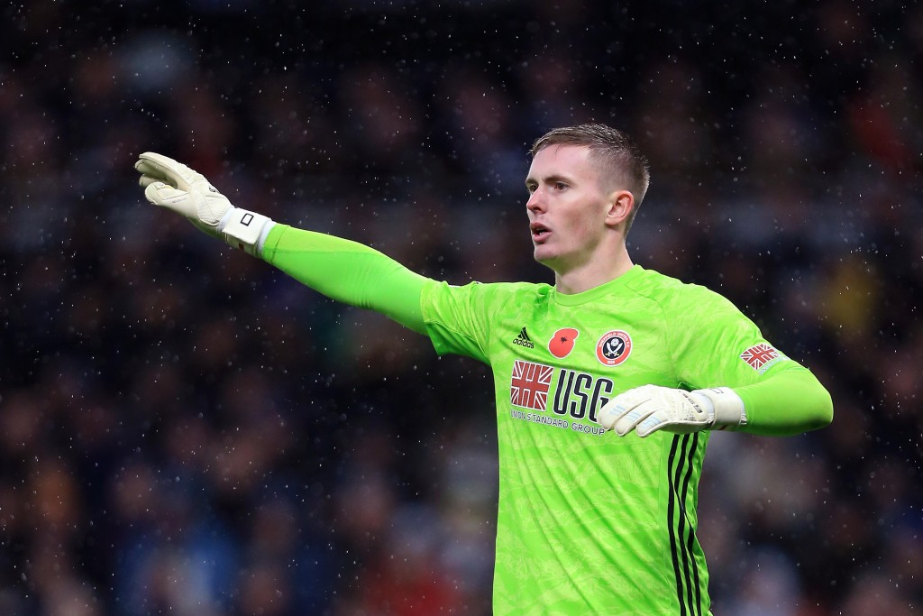 A goalkeeper par excellence during his time at Sheffield United, should Dean Henderson return to Bramall Lane on a temporary basis once again? (Photo by Stephen Pond/Getty Images)