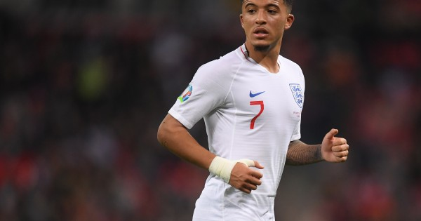 Sancho will pose a major threat to Denmark (Photo by Michael Regan/Getty Images)