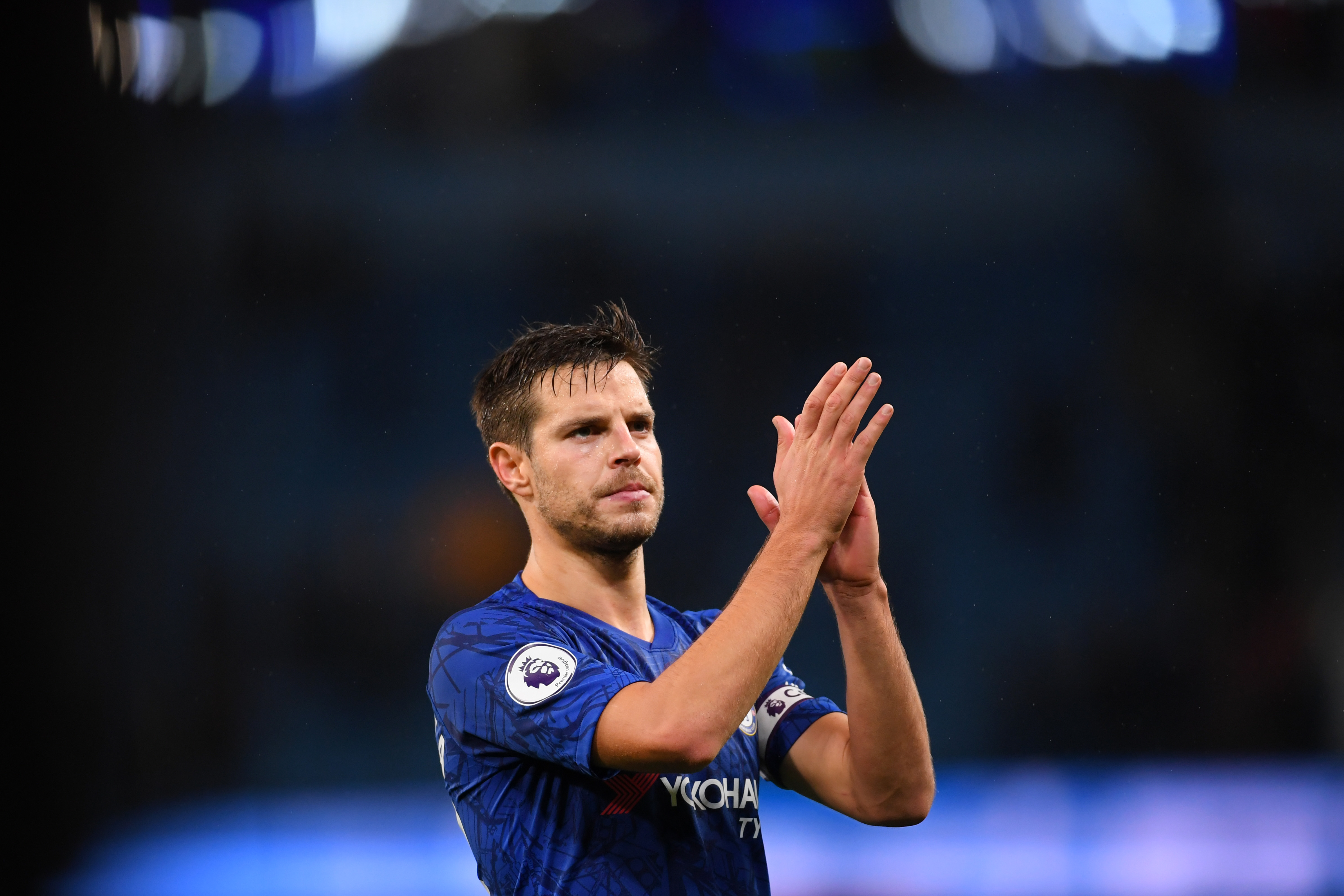 Azpilicueta will be a free agent in 2022 (Photo by Laurence Griffiths/Getty Images)