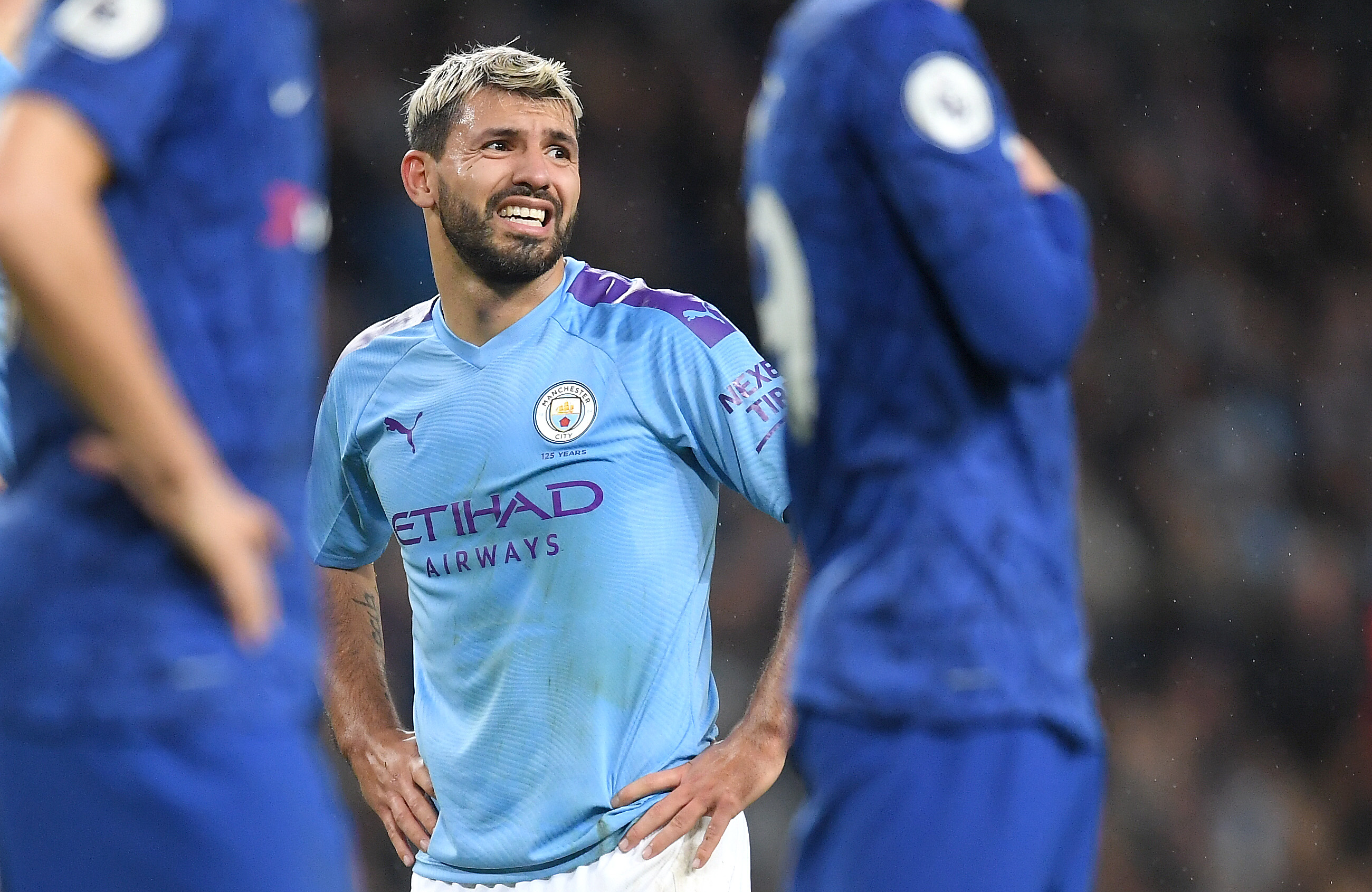What next for Sergio Aguero? (Photo by Michael Regan/Getty Images)