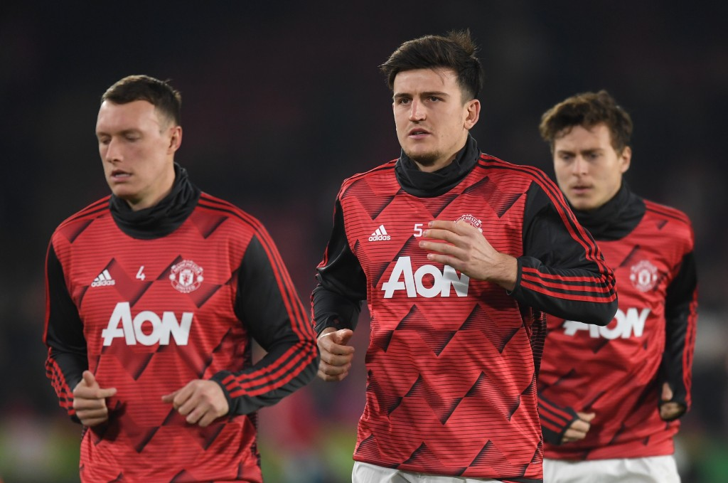 Jones was dreadful while Maguire and Lindelof were sub-par. (Photo by Michael Regan/Getty Images)