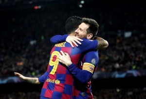 Barcelona Player Ratings vs Napoli: 9/10 duo Messi, Lenglet stand out; 6 others get 7 or higher