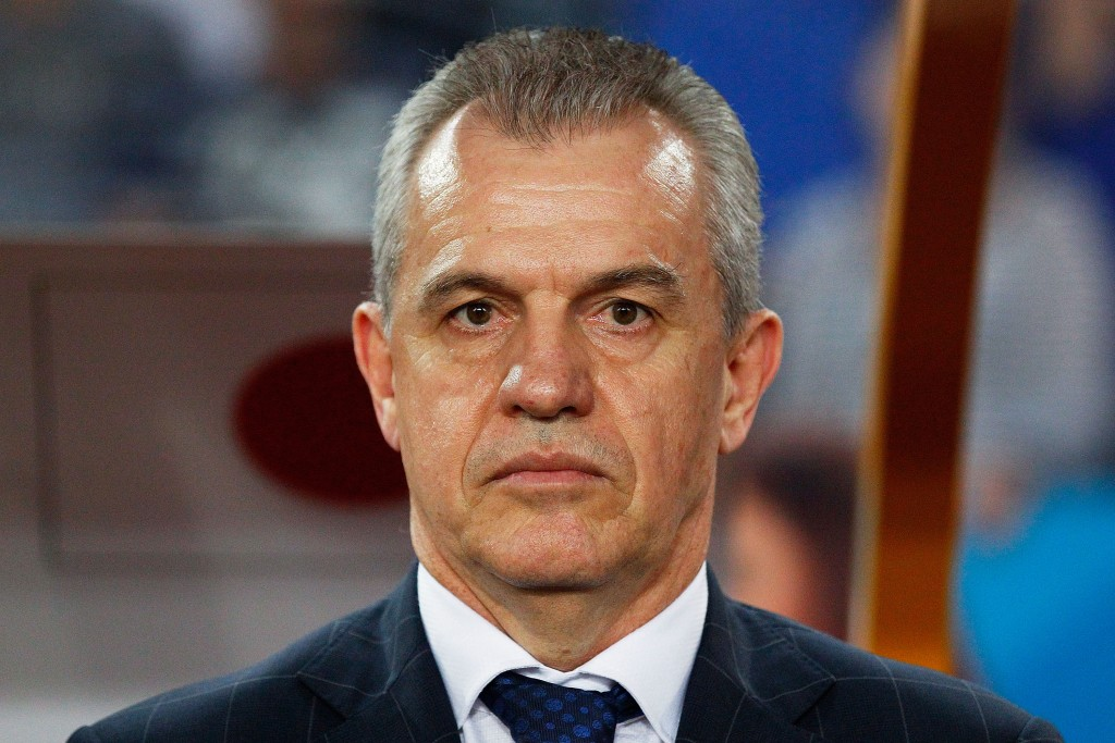 Javier Aguirre takes charge of his first home game in-charge of Leganes. (Photo by Brendon Thorne/Getty Images)