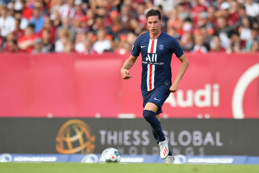 Ander Herrera scored a brace as Paris Saint Germain brought high flying Clermont Foot to earth with a 4-0 thrashing to stay top of Ligue 1