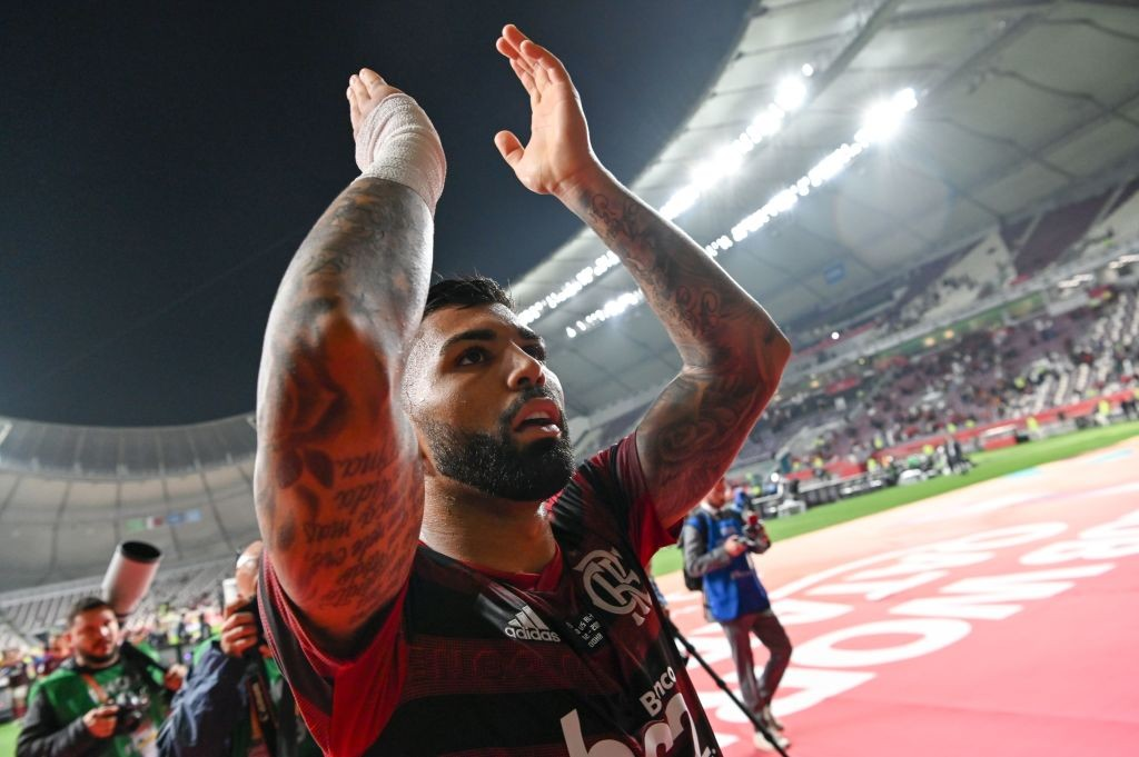 Liverpool will need to be wary of the threat posed by Gabriel Barbosa (Photo by GIUSEPPE CACACE/AFP via Getty Images)