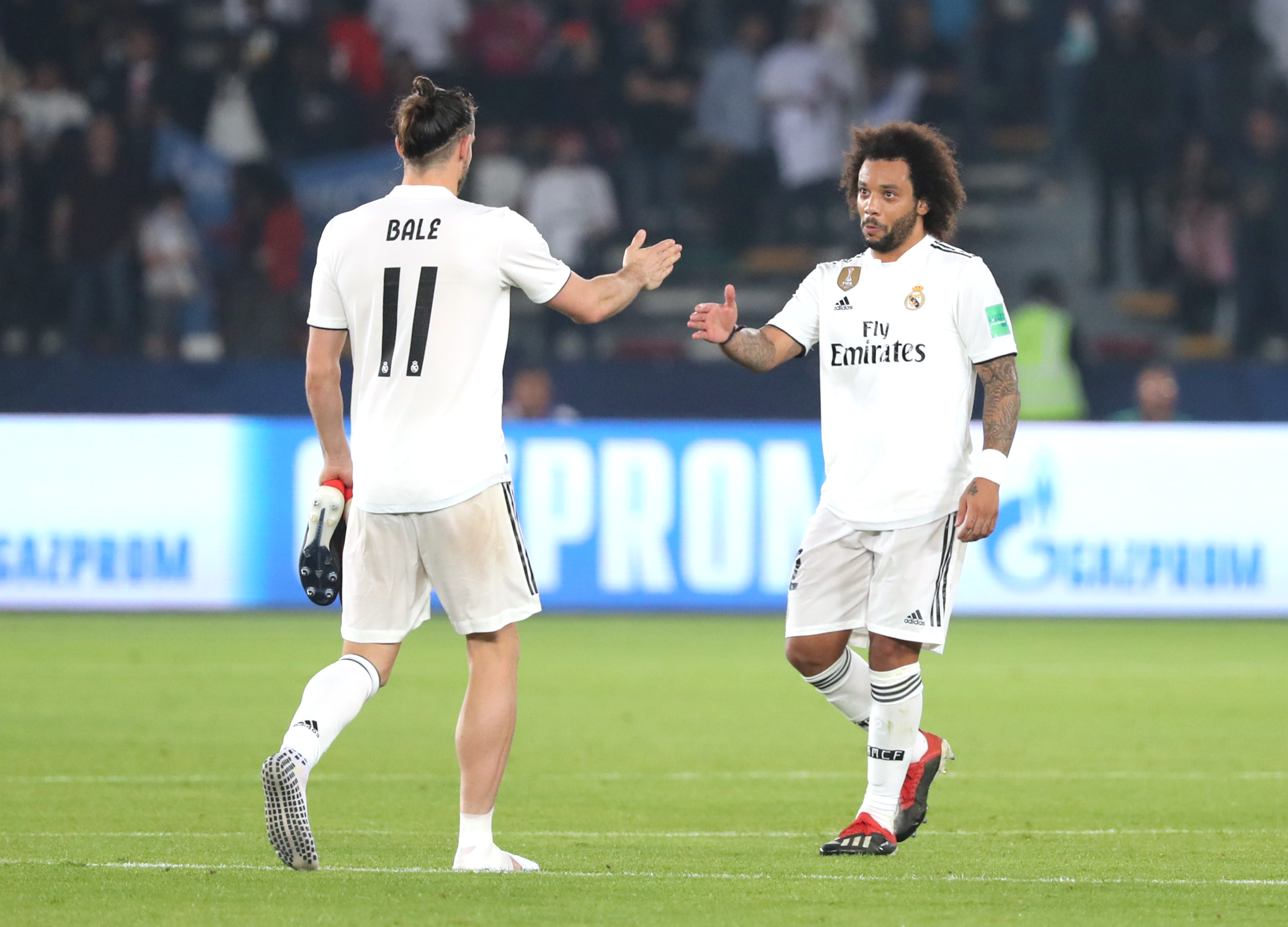 Bale and Marcelo are ruled out for Real Madrid (Photo by KARIM SAHIB/AFP via Getty Images)