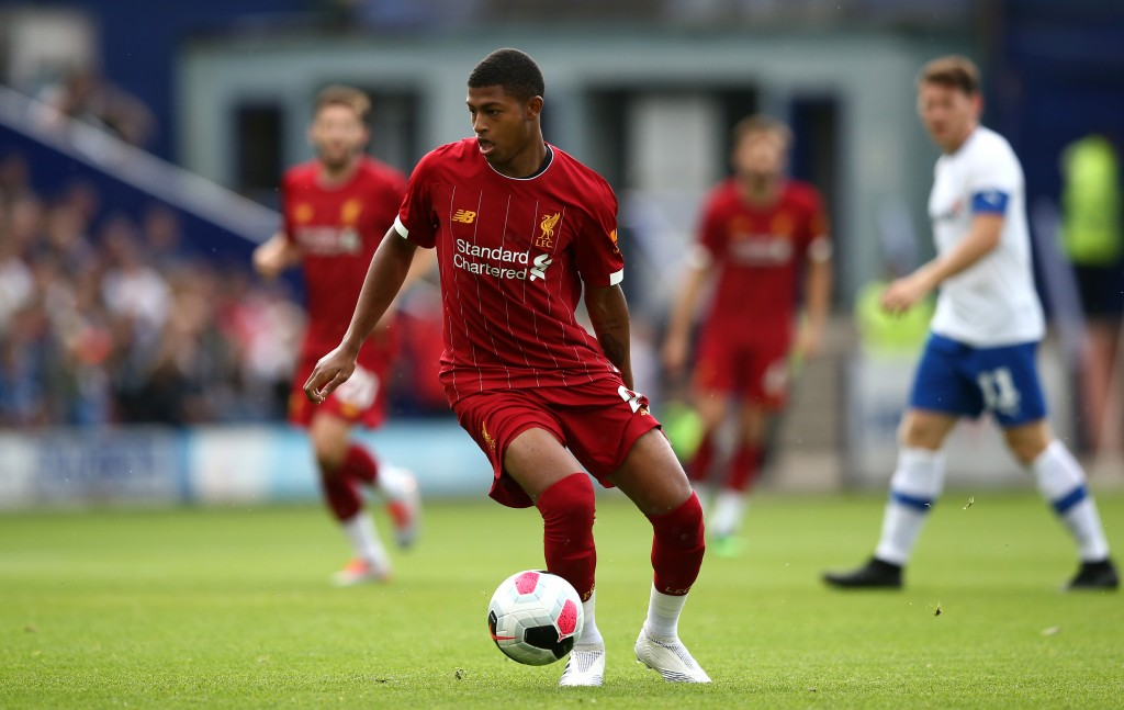 Is something brewing at Tottenham for Brewster? (Picture Courtesy - AFP/Getty Images)