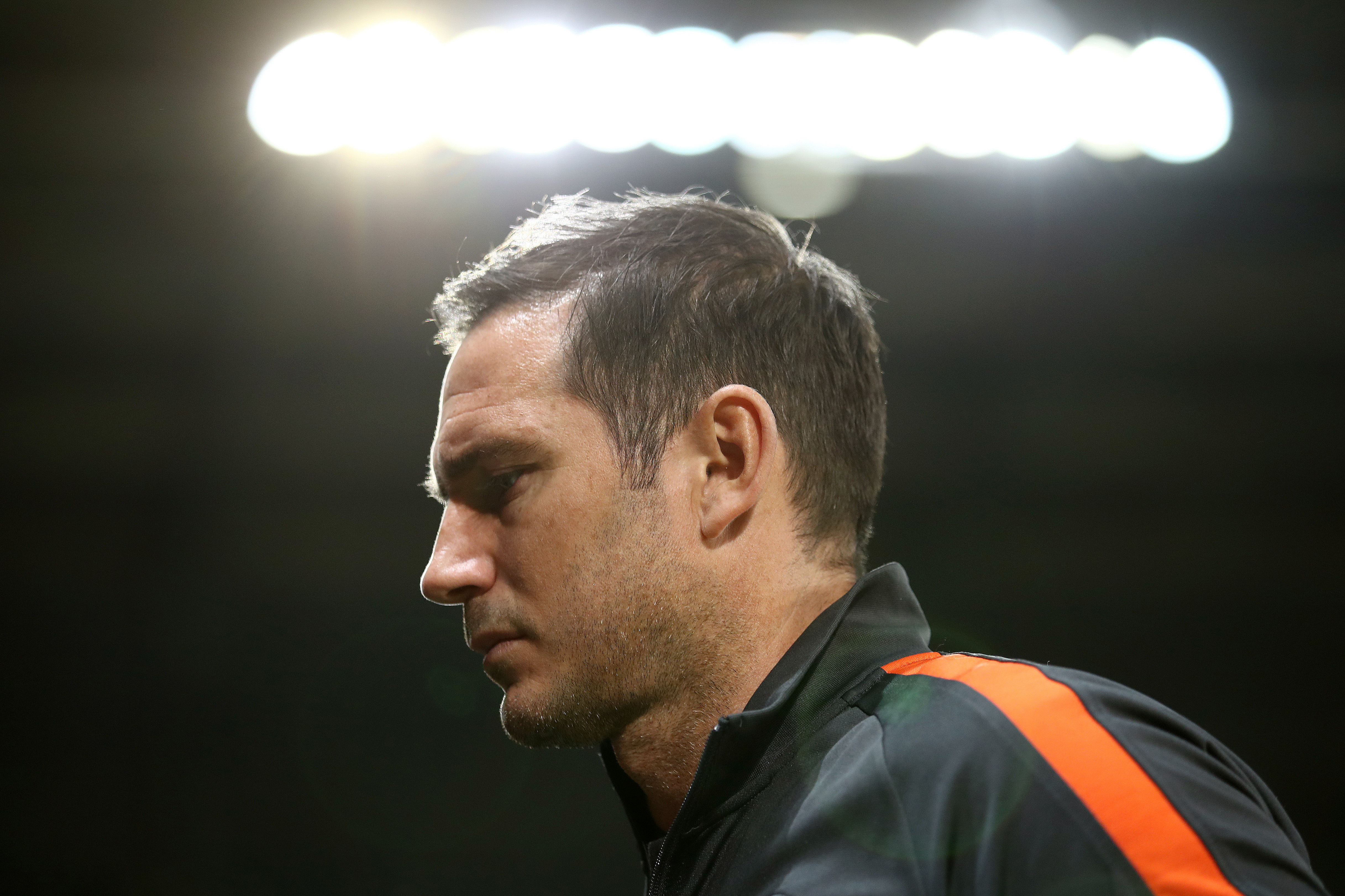 Frank Lampard under pressure to turn things around (Photo by Bryn Lennon/Getty Images)